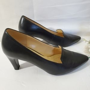 Gabor Women's Pointed Toe Leather 45 155 Size 9.5